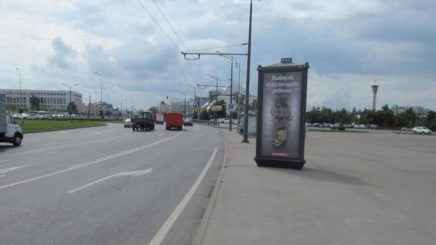 пл.Тысячелетия, при движении от ул.Кремлевская набережная в сторону ул.Ташаяк поз. 2.jpg