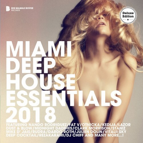 VA - Miami Deep House Essentials (Deluxe Version) (2018/FLAC)