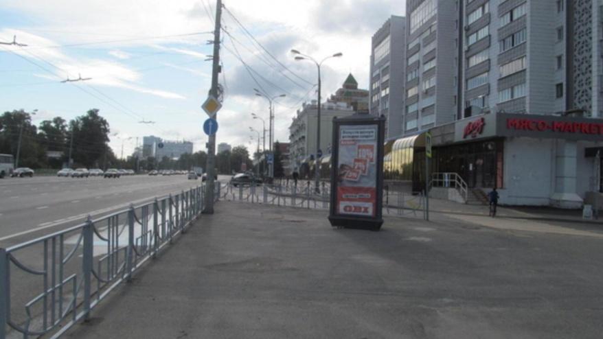 Казань, ул. Николая Ершова, между домами №4.jpg