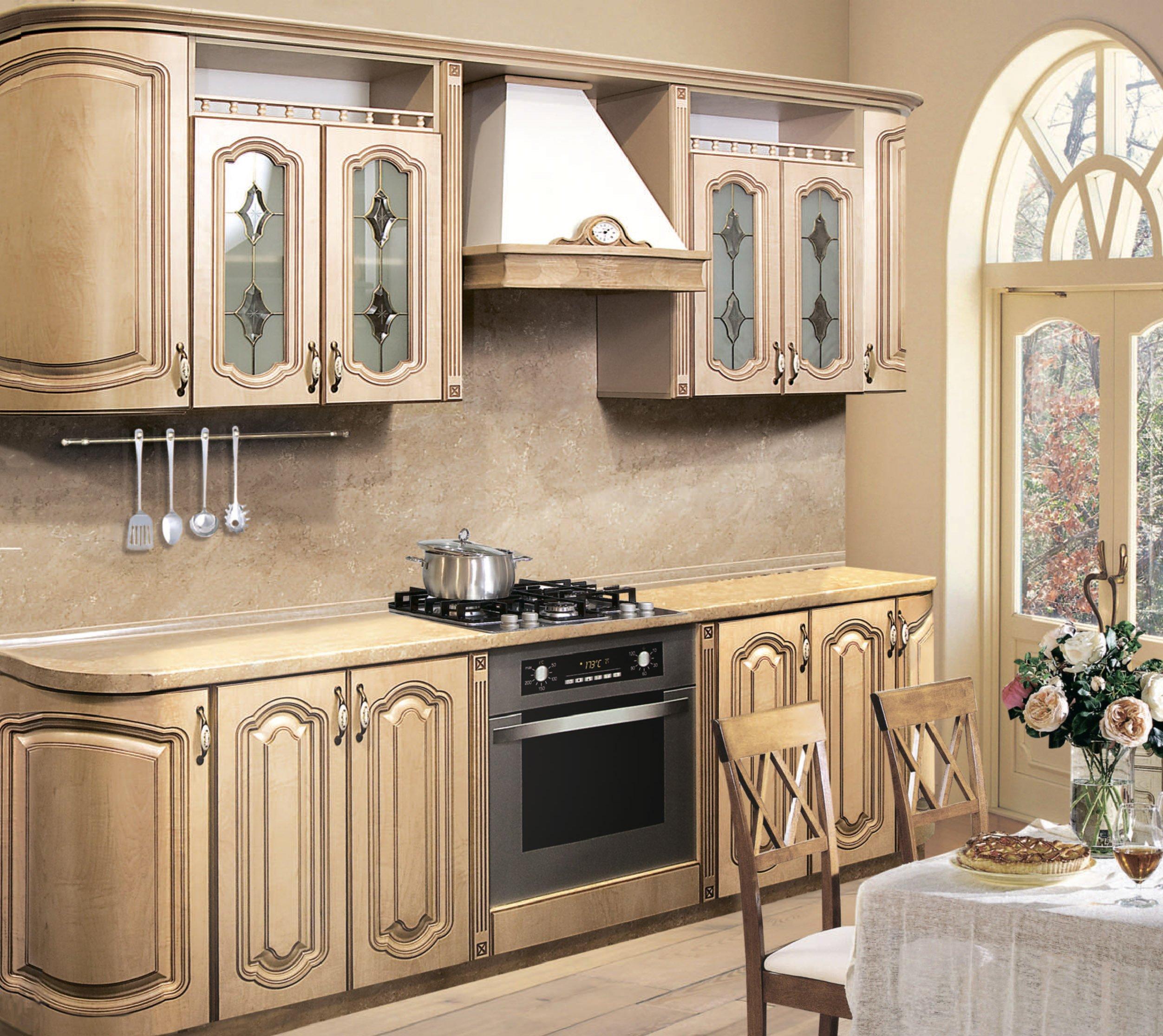 какую мебель выбрать в кухню