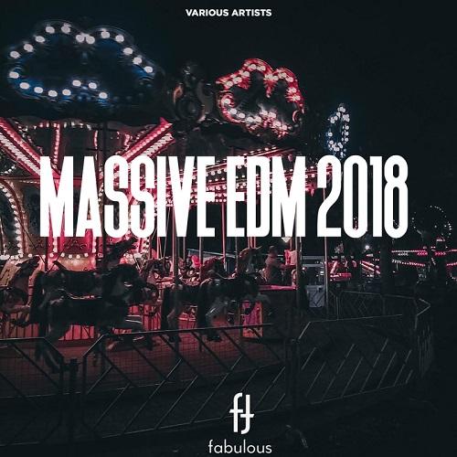 VA - Massive EDM 2018 (2018)