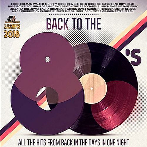 VA - Back To The 80's (2018)