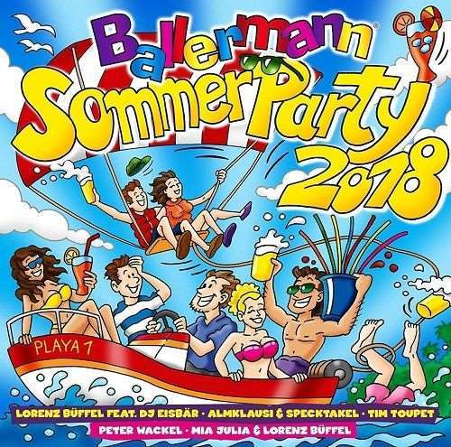 VA - Ballermann Sommerparty (2018)