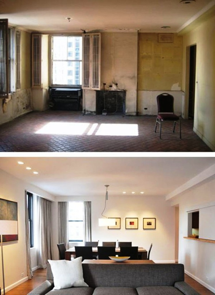 Ремонт и увеличение пространства помещения