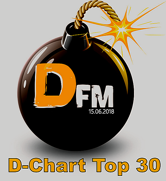VA - Radio DFM: Top 30 D-Chart [15.06] (2018)