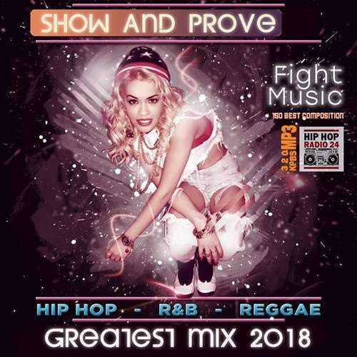 VA - Rap&Hip: Greatest Mix (2018)