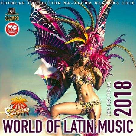 VA - World Of Latin Music (2018)