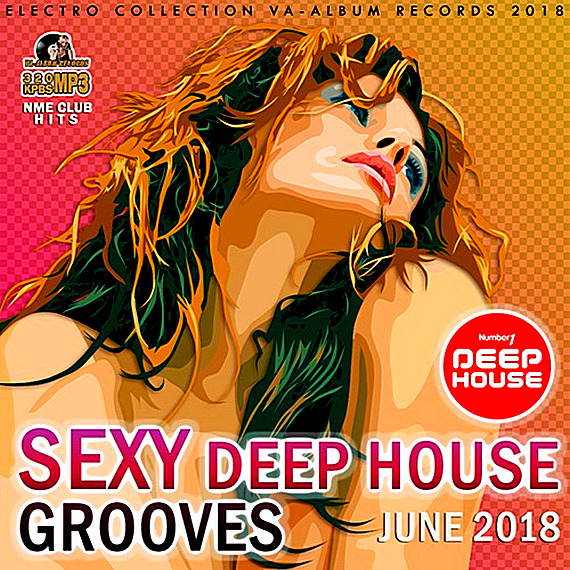 VA - Sexy Deep House Grooves (2018)
