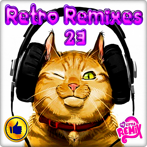 VA - Retro Remix Quality Vol.23 (2018)