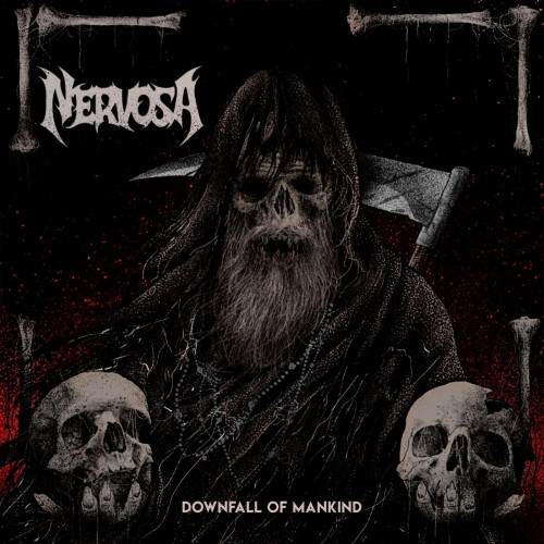 Nervosa - Downfall Of Mankind [Limited Edition] (2018)