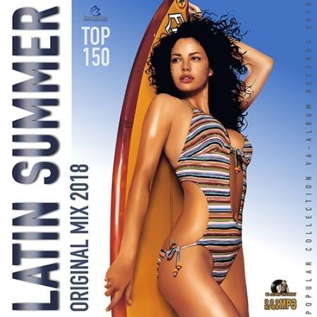 VA - Latin Summer Compilation (2018)