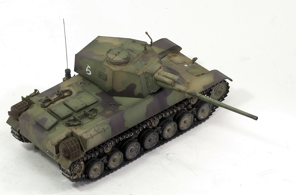Type 4 Chi-To. Fine Models 1/35 3f324831b7aac1a5ba71227e2ab39b8c