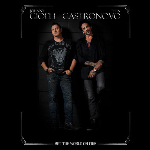 Gioeli - Castronovo - Set The World On Fire (2018)
