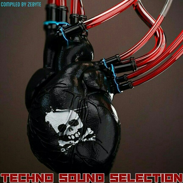 VA - Techno Sound Selection [Compiled by ZeByte] (2018/FLAC)