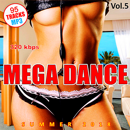 VA - Mega Dance Summer Vol.5 (2018)