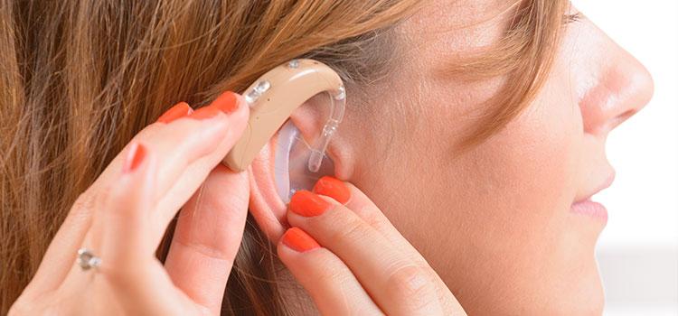 подбор аппарата для слуха