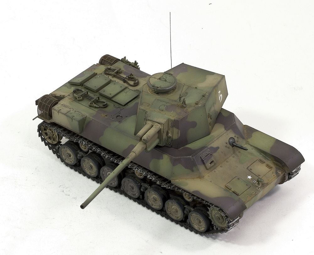 Type 4 Chi-To. Fine Models 1/35 875909240e49317ca22f551dbe30749c