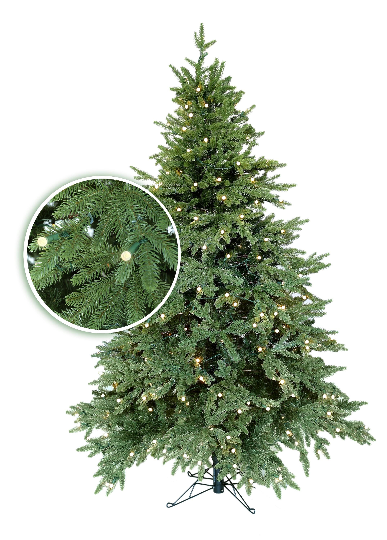 Искусственная елка премиум-класса Sharlotta – готовь елку летом и тогда зимой останется только праздновать