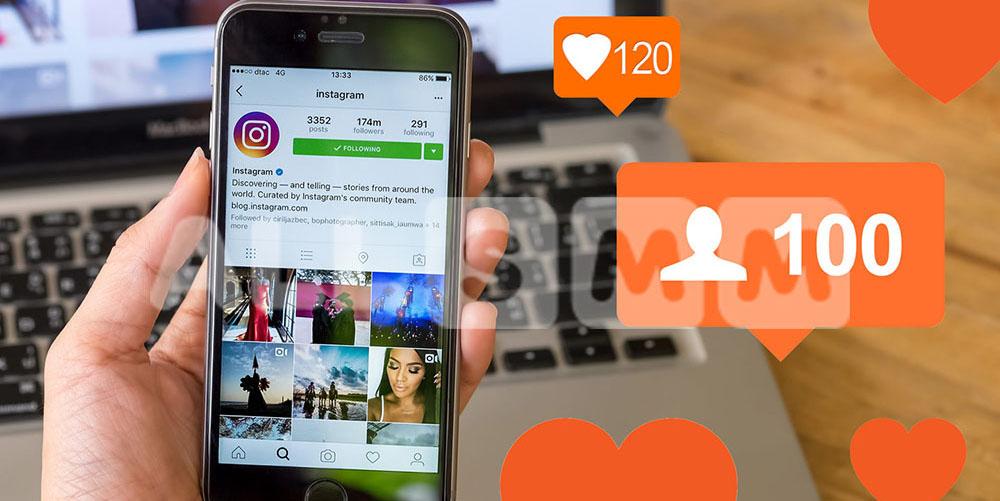 Накрутка подписчиков и лайков в Инстаграм