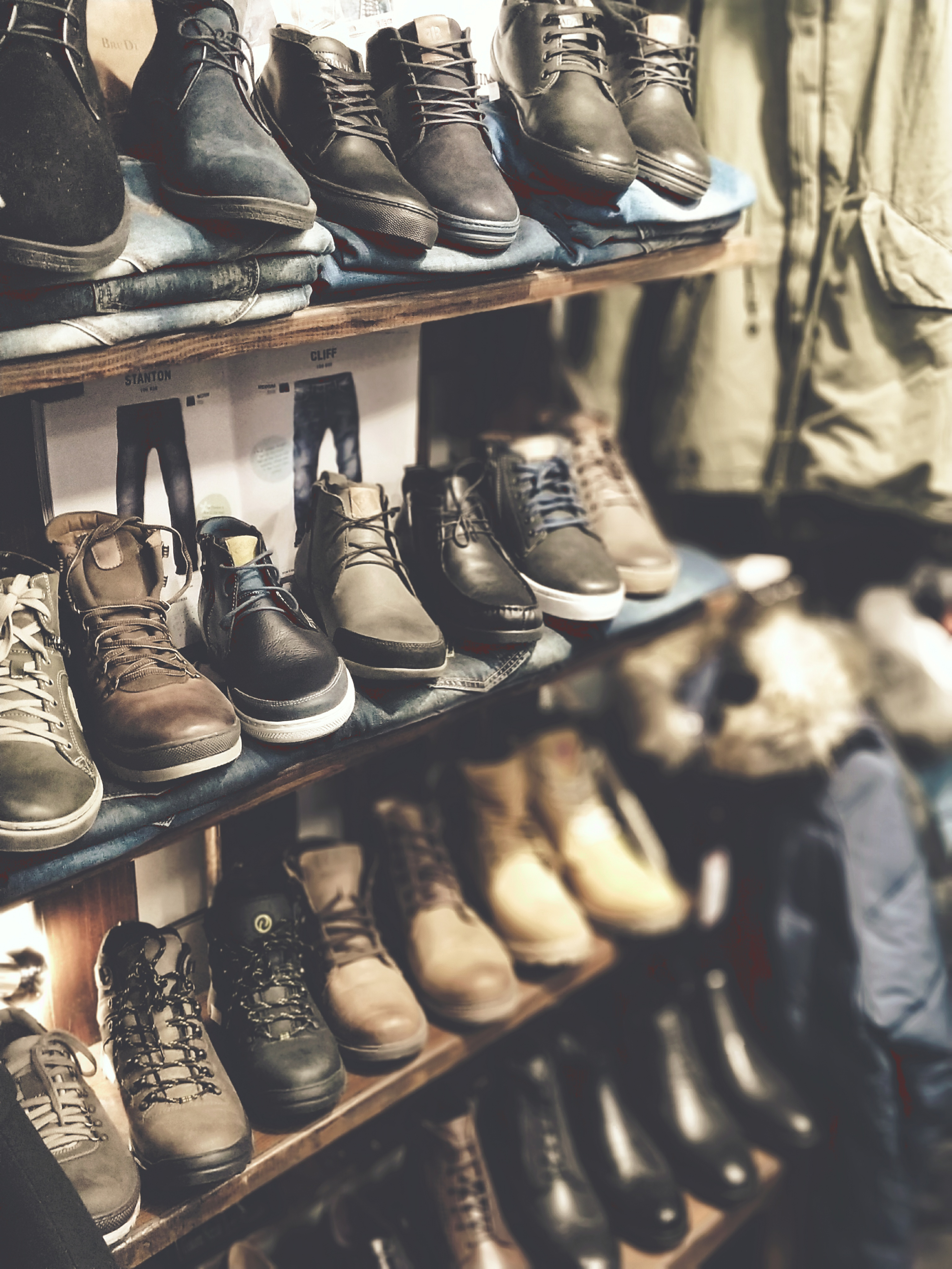 обувь польша