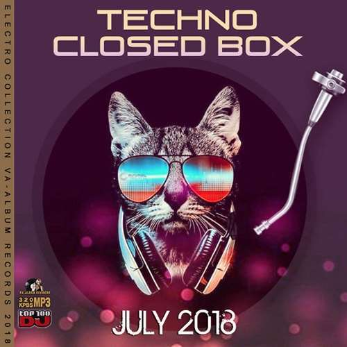 VA - Techno Closed Box (2018)