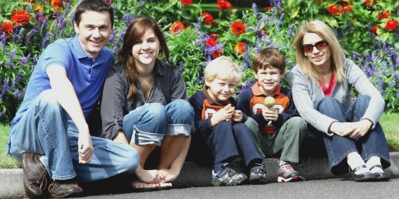 Воспитание ребёнка в семье