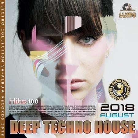 VA - Deep Techno House (2018)