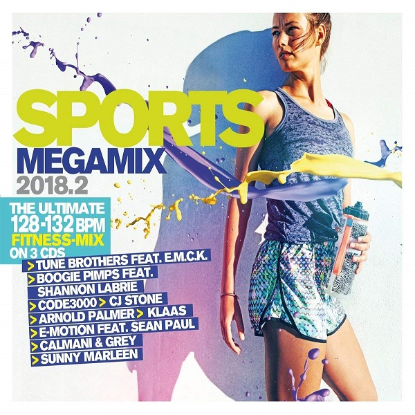 VA - Sports Megamix 2018.2 [3CD] (2018)