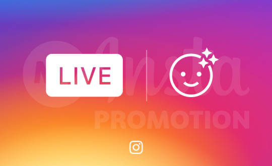 Masques Live Instagram