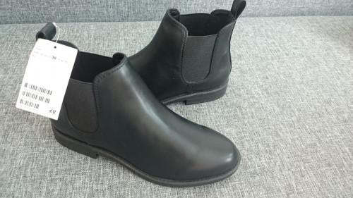 Ботинки HM 38 размер. 4e05032000e9976f53774a66565dfe43