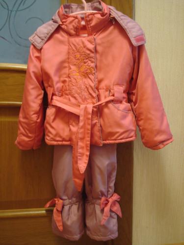 Верхняя одежда на девочку 80-92р. 57b02a50389c8d20a0308ed7d81fceb9