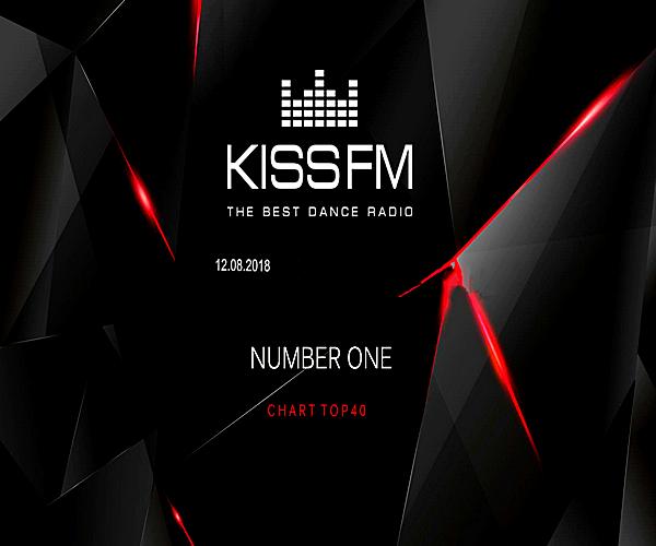 VA - Kiss FM: Top 40 [12.08] (2018)