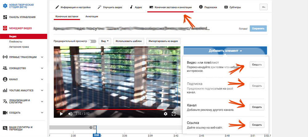 Зачем нужна перелинковка видео на  Youtube канале.
