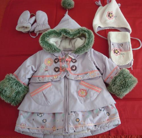 Верхняя одежда на девочку 80-92р. A14a3ba478dbd8b64ebc7663c492cf38