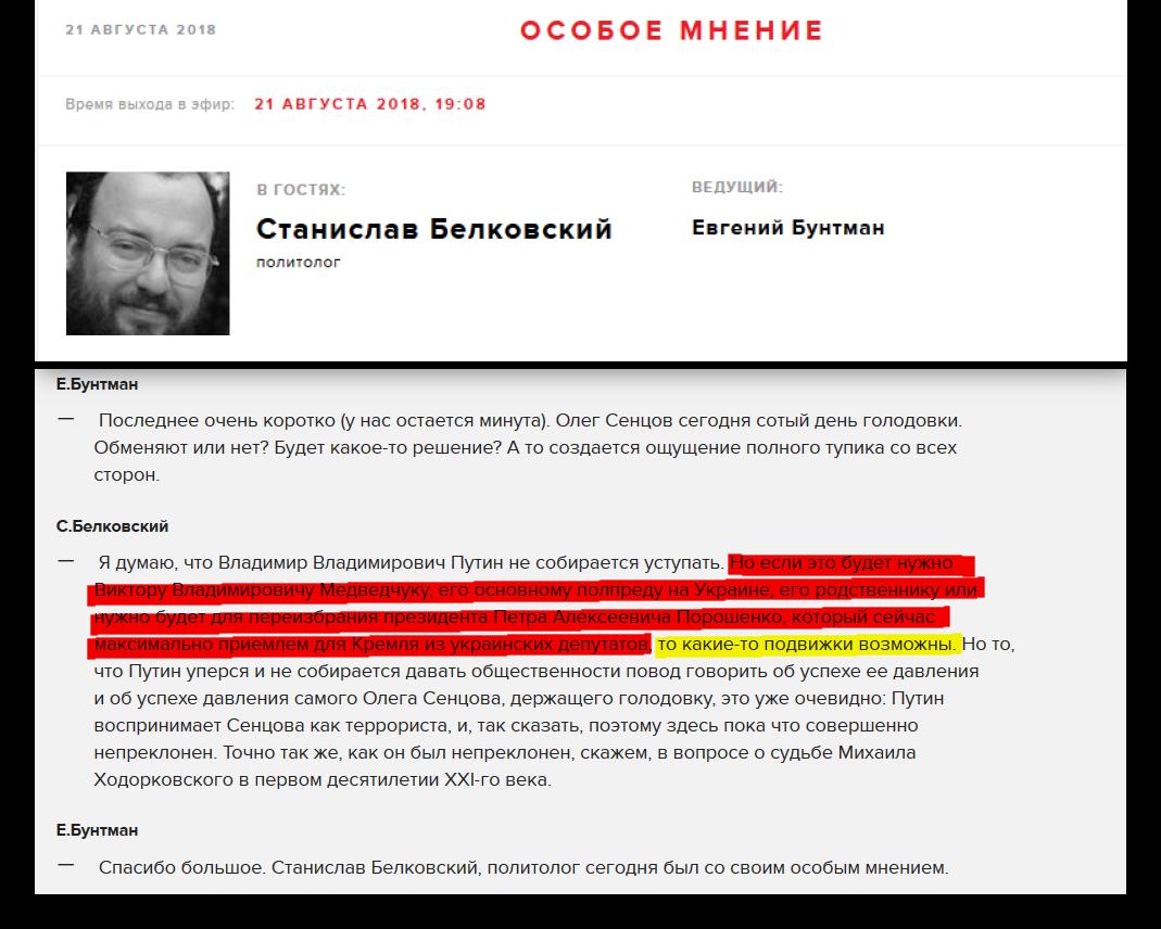 Заява Москалькової про неможливість обміну Сенцова через його громадянство - брехня, - адвокат Новіков - Цензор.НЕТ 9925