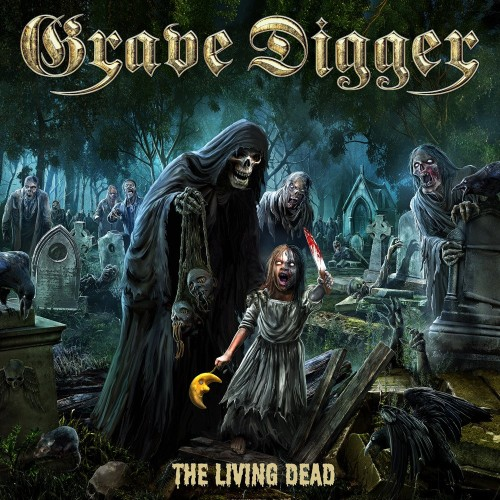 Grave Digger - The Living Dead [Limited Edition] (2018/FLAC)
