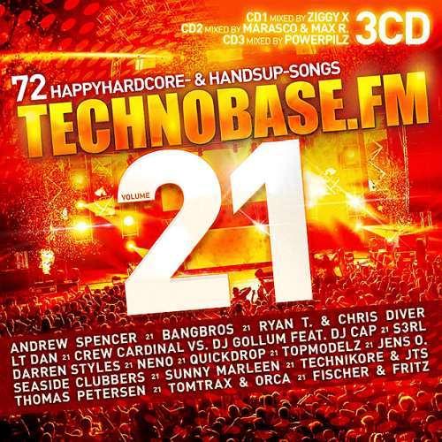 VA - TechnoBase.FM Vol.21 (2018)