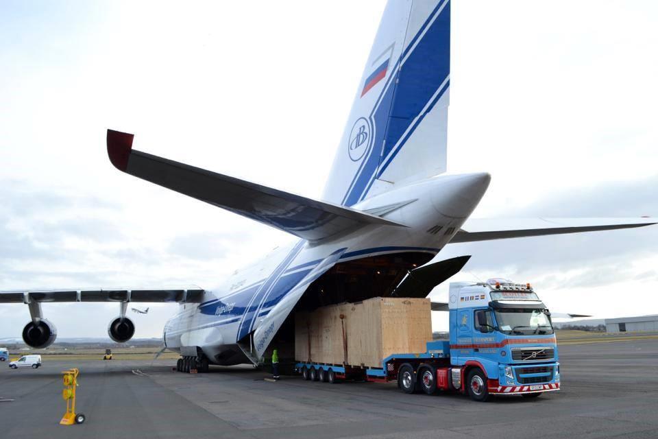 Авиадоставка от UTEC Logistics