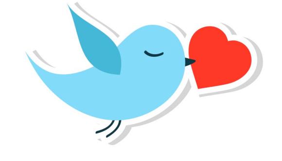 Лайки Твиттер