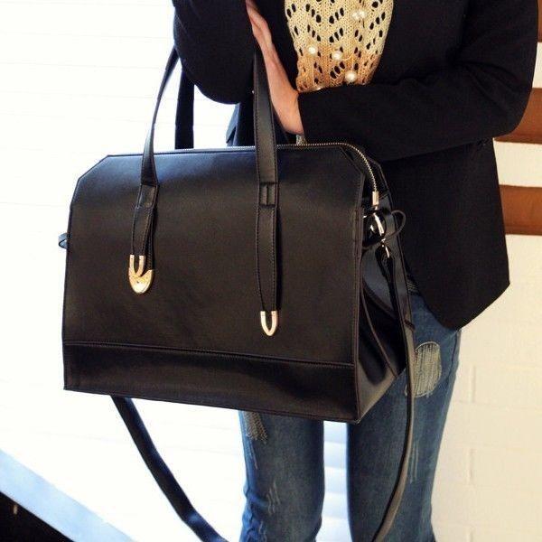 4 правила выбора офисной сумки
