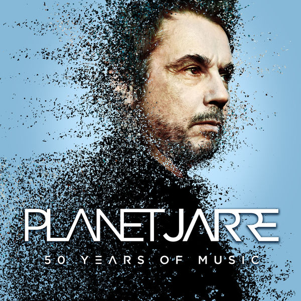 Jean-Michel Jarre - Planet Jarre: 50 Years Of Music [Deluxe Version] (2018/FLAC)