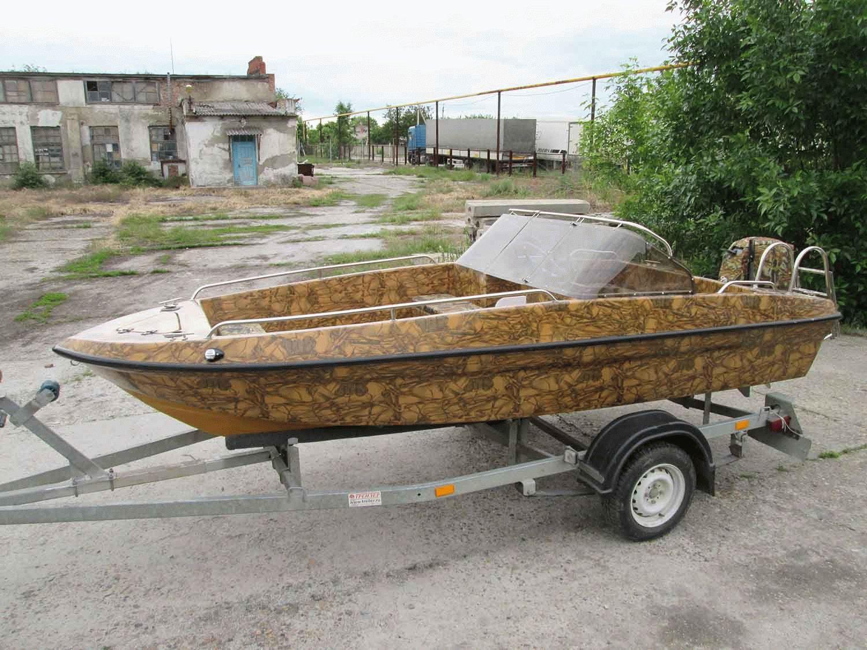 Пластиковые лодки под заказ. Шторм 440 – одна из самых перспективных моделей