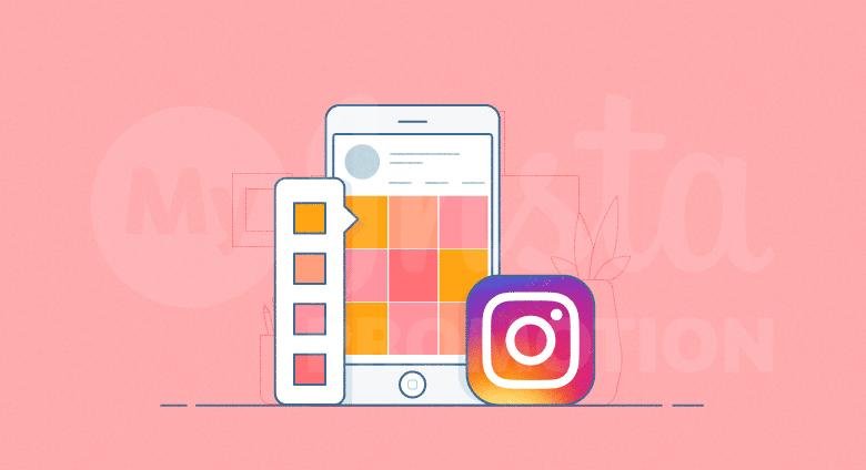 Instagram просмотры