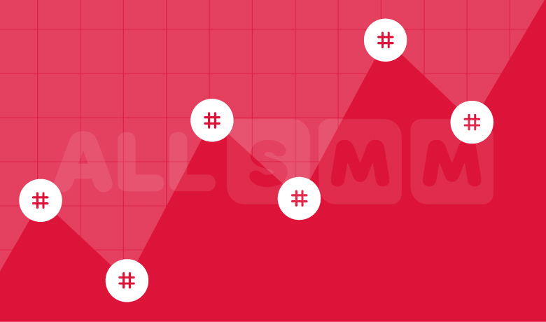 How to place a hashtag picture in Instagram in the Top 10