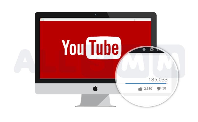 Youtube görüntülemeler