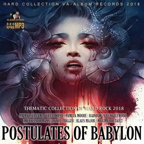VA - Postulates Of Babylon (2018)