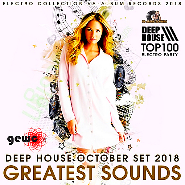 VA - Greatest Sounds: Deep House October Set (2018)