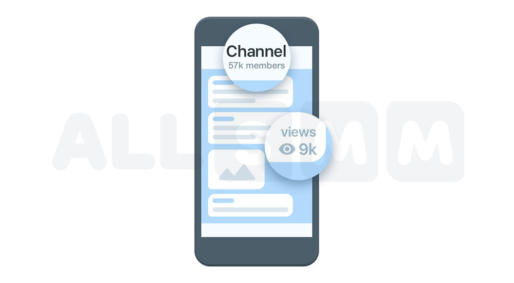 Adding more subscribers and views in Telegram