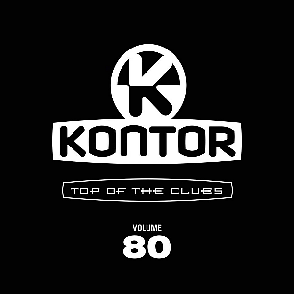 VA - Kontor Top Of The Clubs Vol.80 [4CD] (2018)