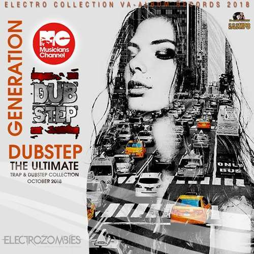 VA - Dubstep Generation (2018)